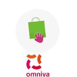 Omniva Latvia for PrestaShop