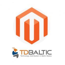 TD Baltic logo