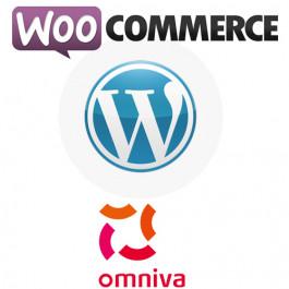 Omniva Estonia module for Wordpress Woocommerce