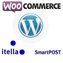 Itella (SmartPOST, SmartEXPRESS, SmartKULLER) moodul Wordpress Woocommerce